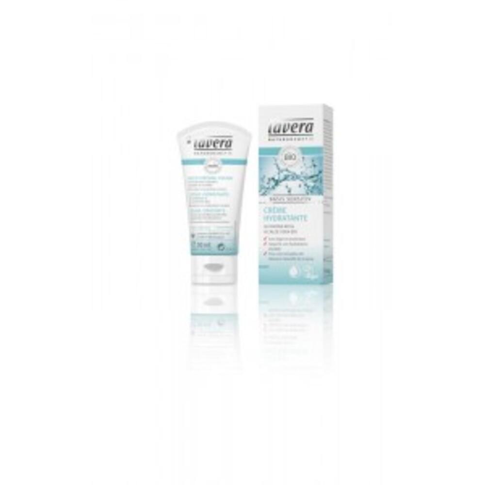 Basis, crème hydratante visage - 50 ml - divers - lavera -189342