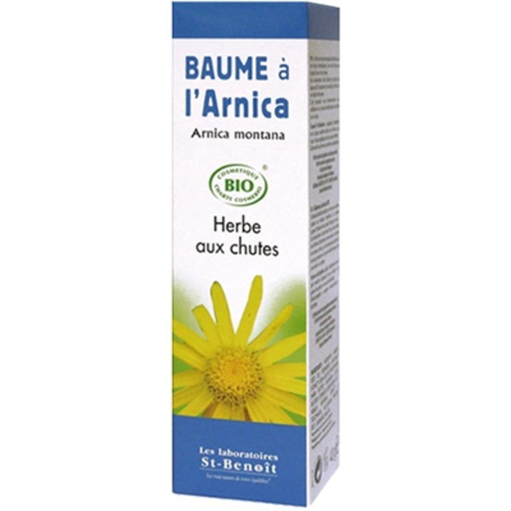 Baume à l'arnica - saint benoit -137867