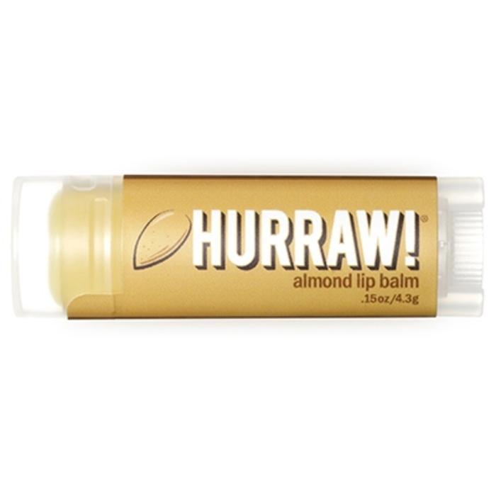 Baume à lèvres vegan amande 4,3 Hurraw-206474