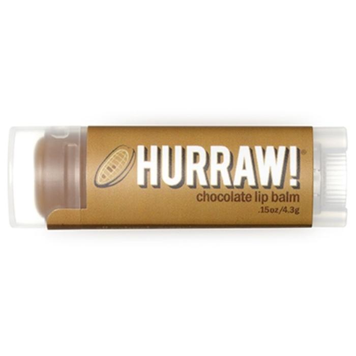Baume à lèvres vegan chocolat 4,3g Hurraw-206476