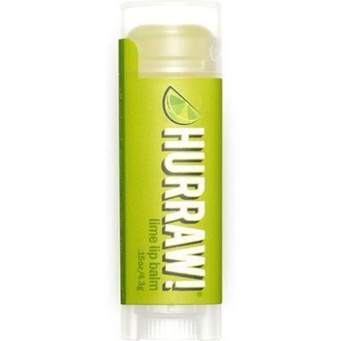 Baume à lèvres vegan citron vert Hurraw-219690