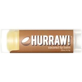 Baume à lèvres vegan noix de coco 4,3g - hurraw -205997