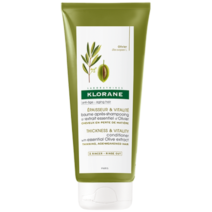 Baume après-shampooing à l'olivier 200ml Klorane-214381