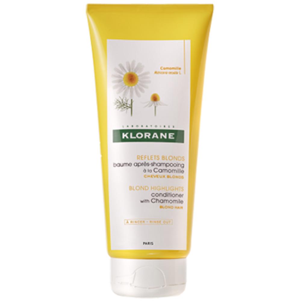 Baume après-shampooing à la camomille 200ml - klorane -205077