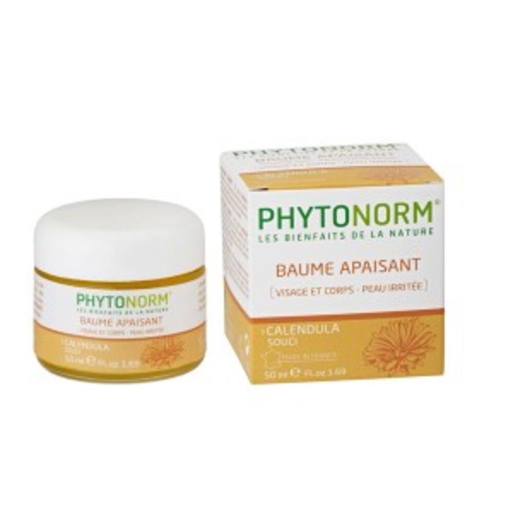 Baume au souci - 50.0 ml - hygiène et soin au souci - phytonorm -14706