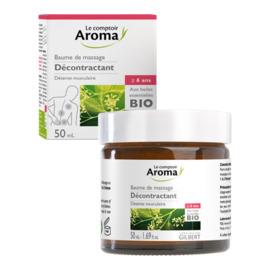 Baume de massage décontractant 50ml - le comptoir aroma -222026