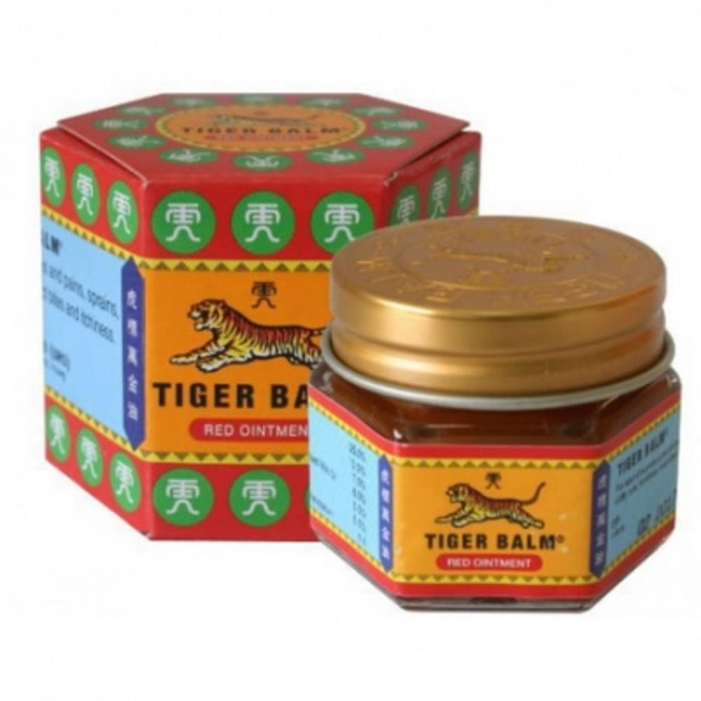 Baume du tigre rouge - 19.0 g - baume du tigre Ultra puissant, action renforcée-9369