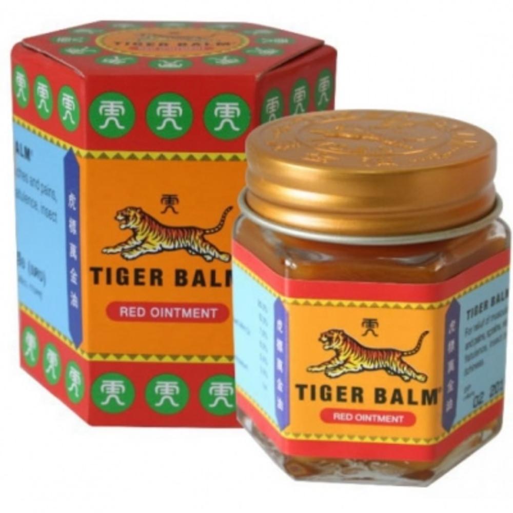 Baume du tigre rouge - format eco - baume du tigre -133716