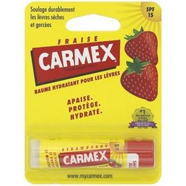 Baume hydratant lèvres fraise - carmex -223792