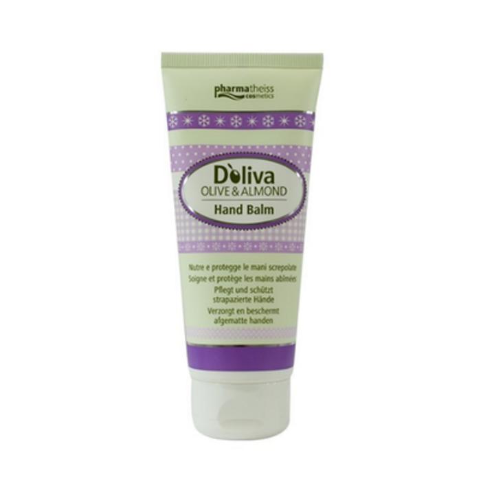Baume mains olive et amande - 100ml Doliva-206103