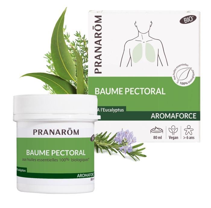 Baume pectoral Pranarom-228872
