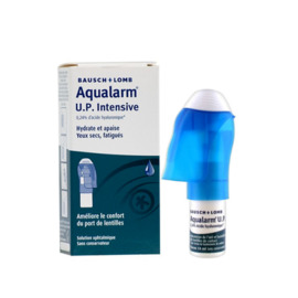 Bausch + lomb aqualarm up intensive solution ophtalmique - 10ml - bausch & lomb -205519