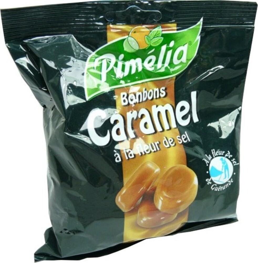 Bb caramel fleur de sel 100g - pimélia -144748