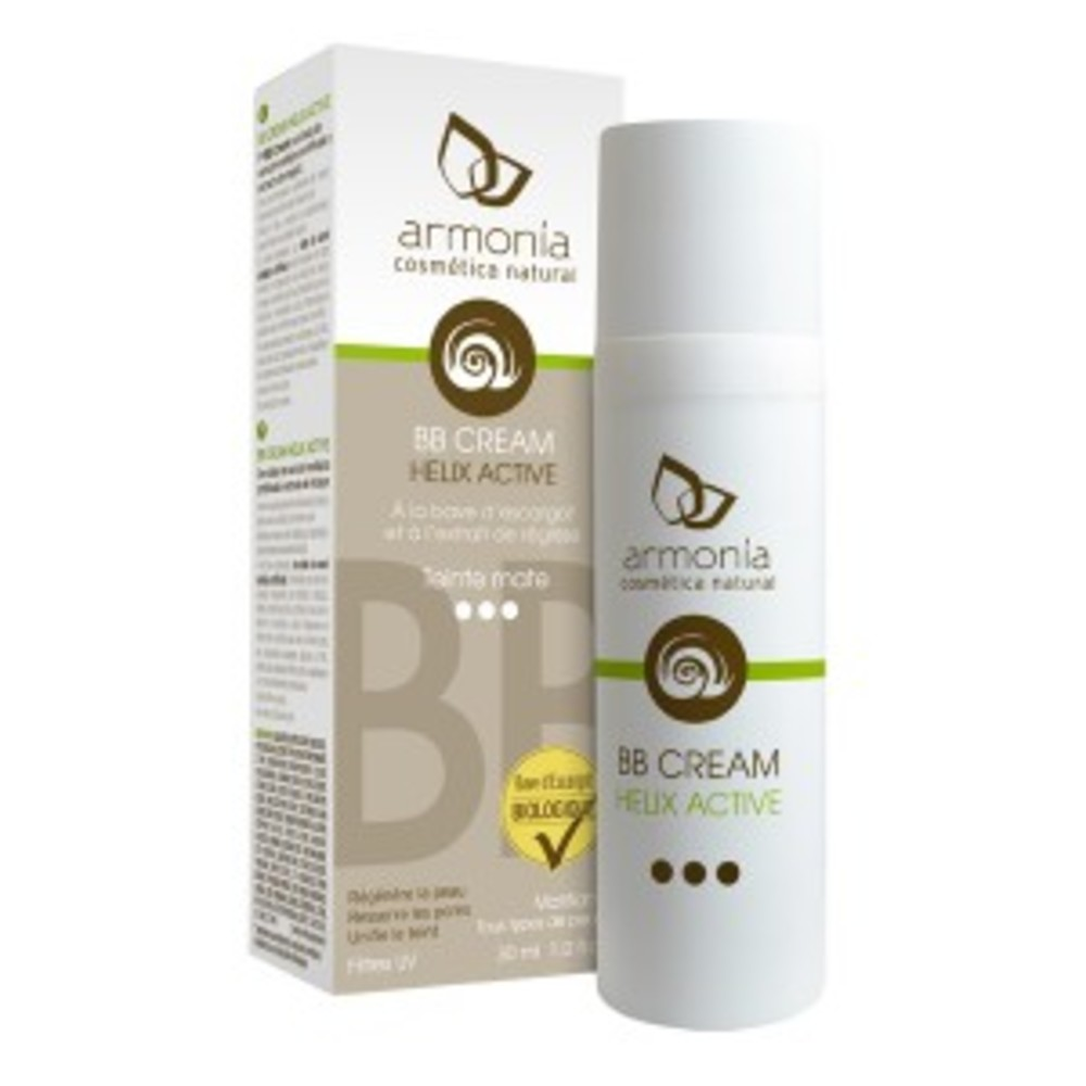 Bb cream mate escargot - flacon airless 30 ml - divers - armonia -188700