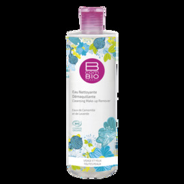 Bcombio eau nettoyante démaquillante 400ml - 400.0 ml - b com bio Eaux de camomille et de lavande Bio-5533