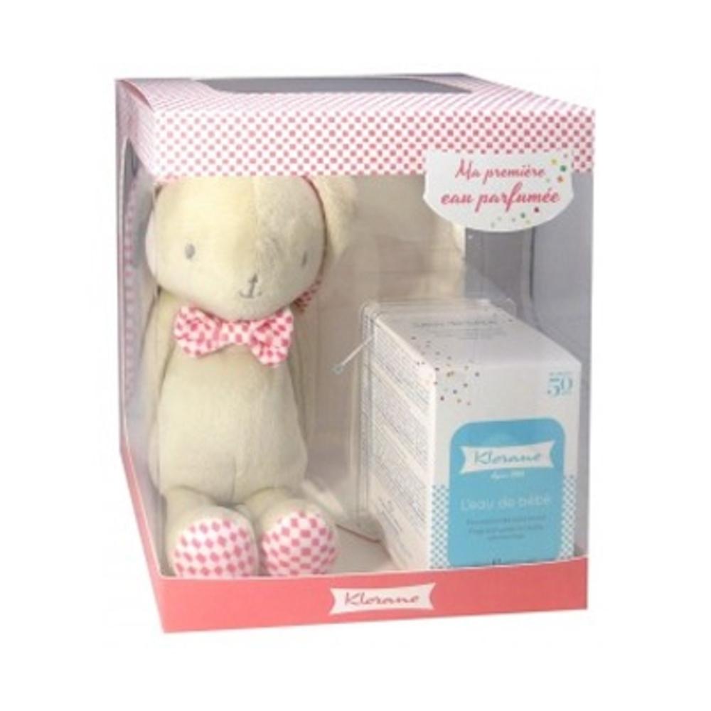 Bébé coffret lapin rose - divers - klorane -82246