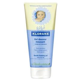 Bébé gel moussant douceur - 200.0 ml - klorane -191238