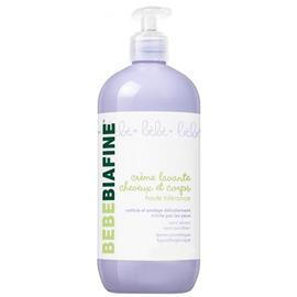 Bebebiafine crème lavante cheveux et corps - 1l - 1000.0 ml - soins bébé - bébébiafine -138967