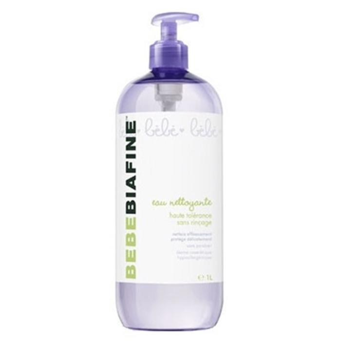 Bebebiafine eau nettoyante sans rinçage - 1l Bébébiafine-138968