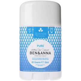 Ben & anna déodorant stick pure 60g - ben-anna -222939