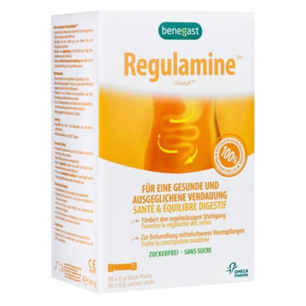 Benegast regulamine 30 sachets - omega pharma -144699