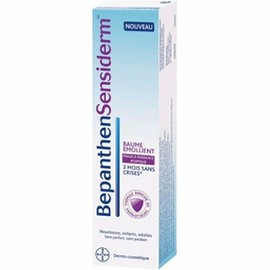 Bepanthen sensiderm baume emollient 150ml - bepanthen -214413