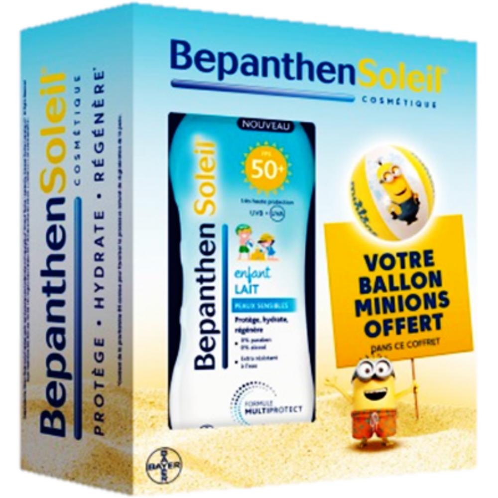 Bepanthen soleil coffret enfant lait spf50+ 200ml + ballon offert - bepanthen -214096