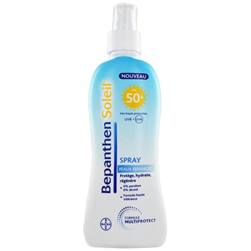 Bepanthen soleil spray spf50+ - bepanthen -204919