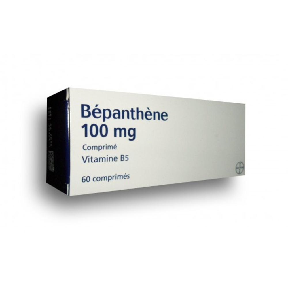 Bepanthene 100mg - 60 comprimés - bayer -192464