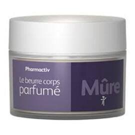 Beurre corp mûre p/ - 200.0 ml - pharmactiv -223231