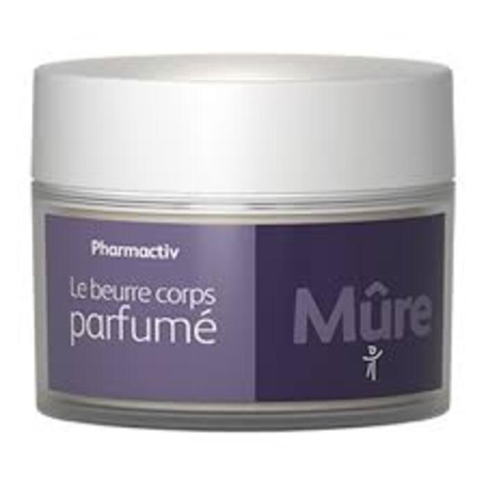 Beurre corp mûre p/ Pharmactiv-223231