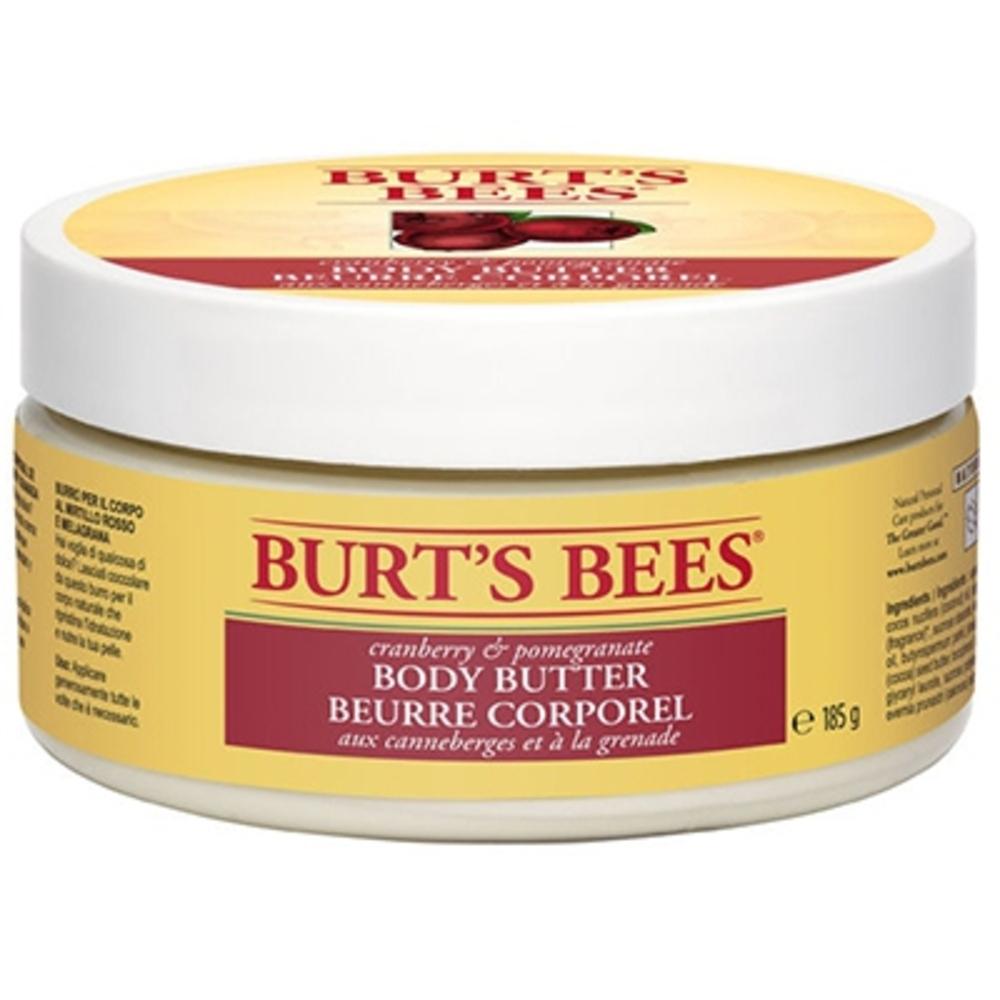 Beurre corporel cranberry grenade - burt's bees -196565