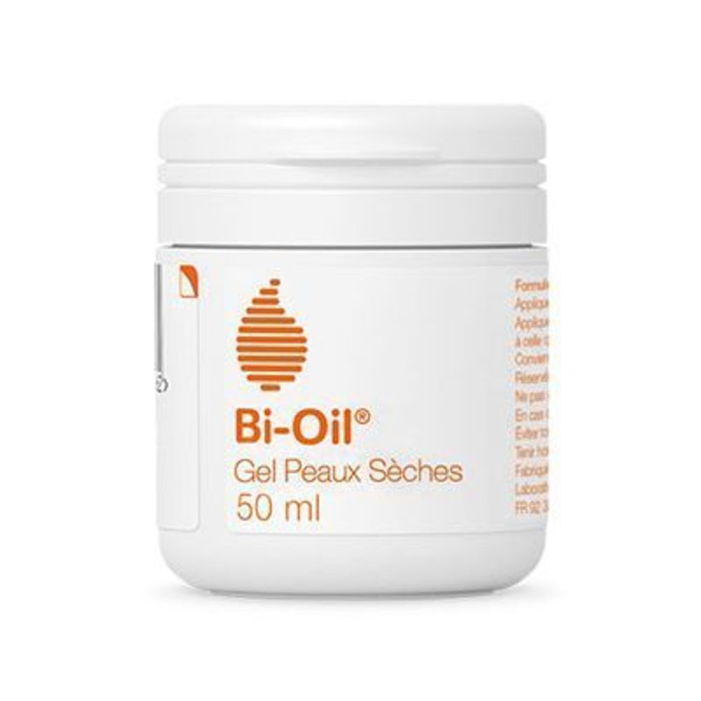 Bi-oil gel peau sèche 50ml - omega pharma -222825