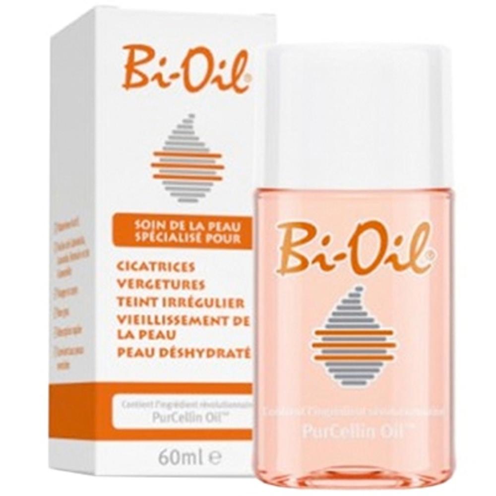 Bi-oil soin de la peau spécialisé - 60ml - 60.0 ml - omega pharma -141051