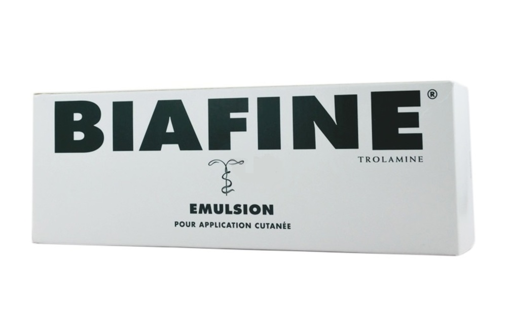 Biafine emulsion - 200ml - 186.0 g - johnson & johnson -192977