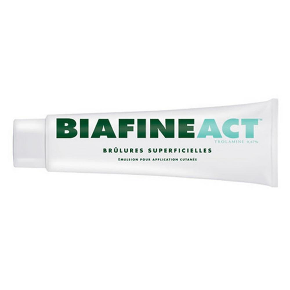 Biafineact - 139.0 g - johnson & johnson -192724