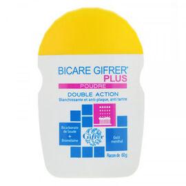 Bicare plus double action poudre 60g - 60.0 g - gifrer -146061