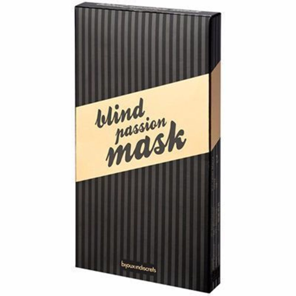 Bijoux indiscrets blind passion masque - bijoux indiscrets -215217