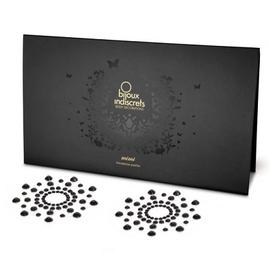 Bijoux indiscrets mimi nipples noir - bijoux indiscrets -203066