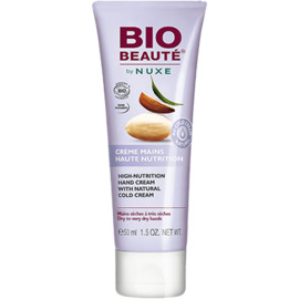 Bio beaute by nuxe crème mains cold cream 50ml - 50.0 ml - bio beaute by nuxe -213320