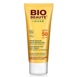 Bio beaute by nuxe crème soyeuse spf50 - bio beaute by nuxe -202741