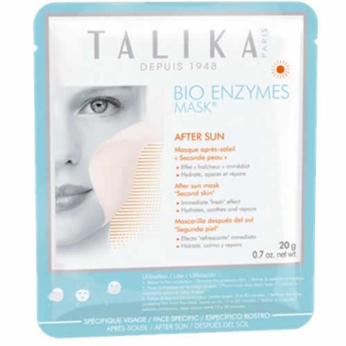 Bio enzymes mask masque après-soleil Talika-205675