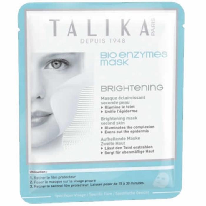 Bio enzymes mask masque éclaircissant Talika-205678