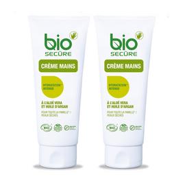 Bio secure crème mains lot de 2 x 50ml - bio secure -200936