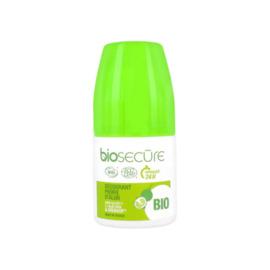 Bio secure déodorant pierre d'alun grenade roll-on 50ml - bio secure -197255