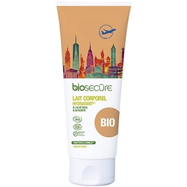 Bio secure lait corporel hydratant - 75ml - bio secure -206555
