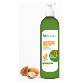 Bio secure shampooing nourrissant 400ml - bio secure -206581