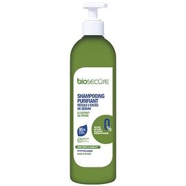Bio secure shampooing purifiant 400ml - bio secure -206582