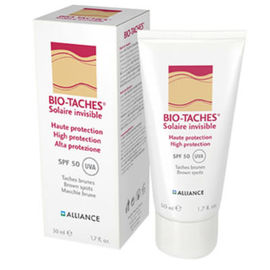 Bio-taches solaire invisible spf50 50ml - sinclair -168933