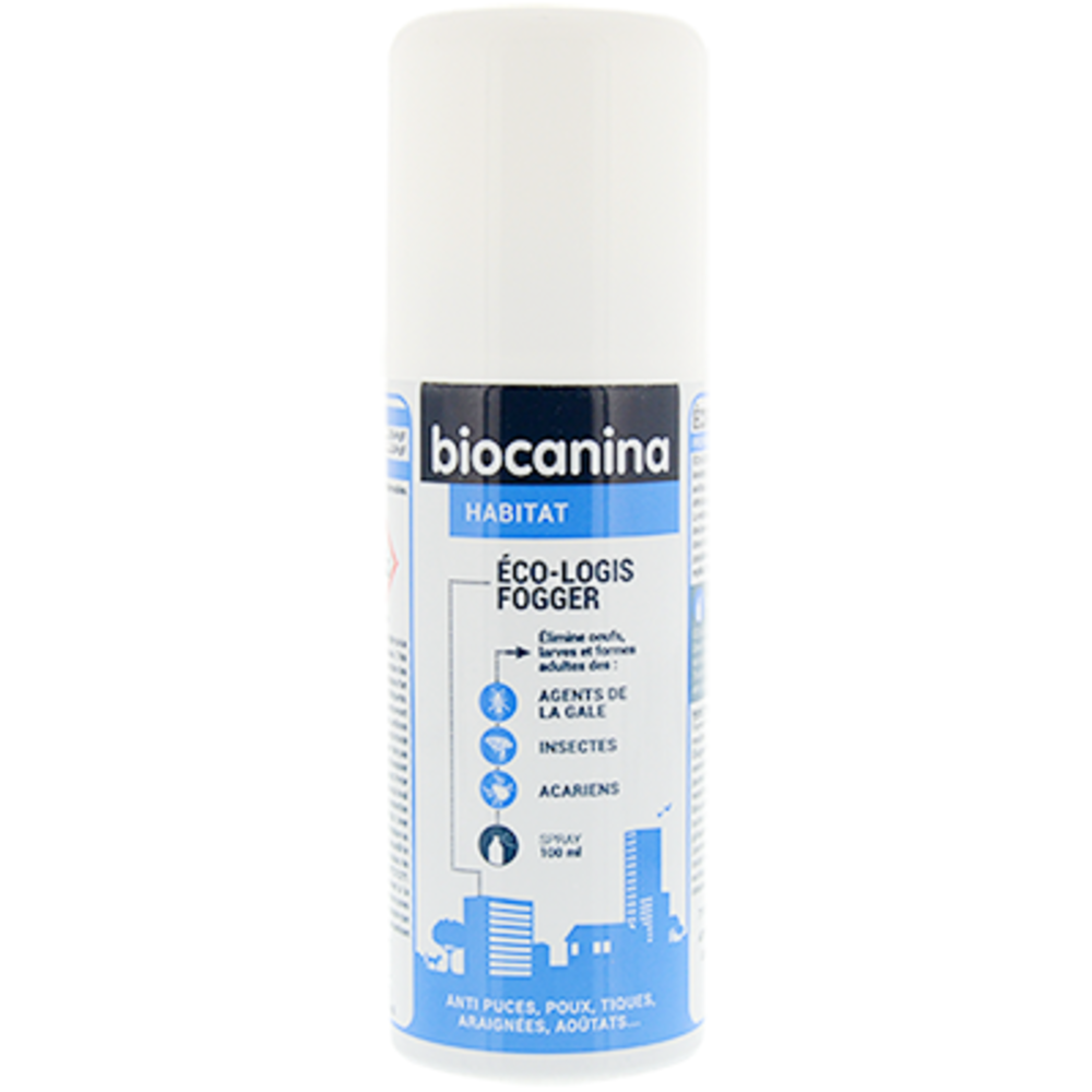 Biocanina eco-logis fogger - 100ml - biocanina -144183